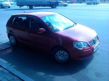 Volkswagen Polo 2007 - отзыв владельца