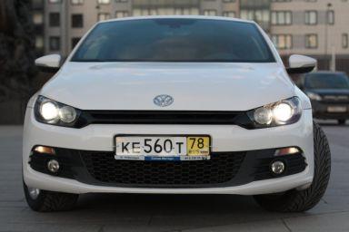 Volkswagen Scirocco 2009 отзыв автора | Дата публикации 30.05.2013.