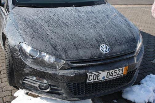 Volkswagen Scirocco 2009 - отзыв владельца