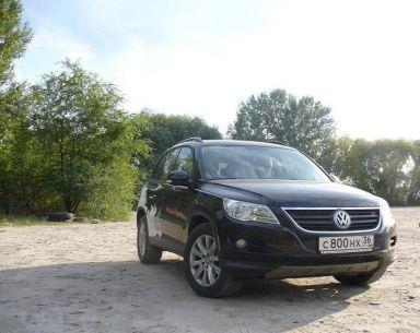 Volkswagen Tiguan, 0