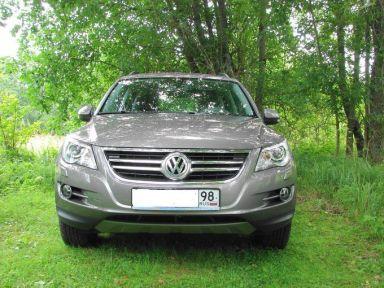Volkswagen Tiguan, 2009