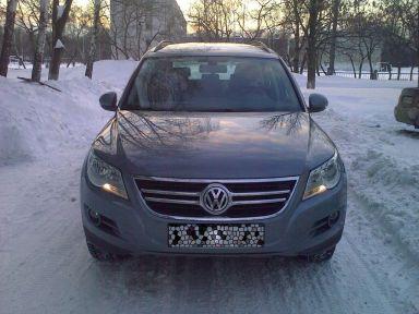 Volkswagen Tiguan 2009 отзыв автора | Дата публикации 07.07.2010.
