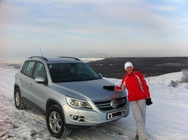 Volkswagen Tiguan 2010 отзыв автора | Дата публикации 30.01.2012.