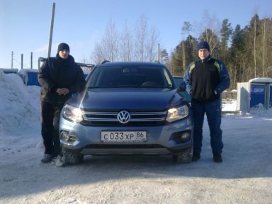 Volkswagen Tiguan 2012 отзыв автора | Дата публикации 25.02.2012.