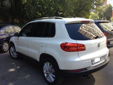 Volkswagen Tiguan 2012 отзыв автора | Дата публикации 23.08.2012.