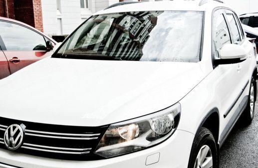 Volkswagen Tiguan 2013 - отзыв владельца