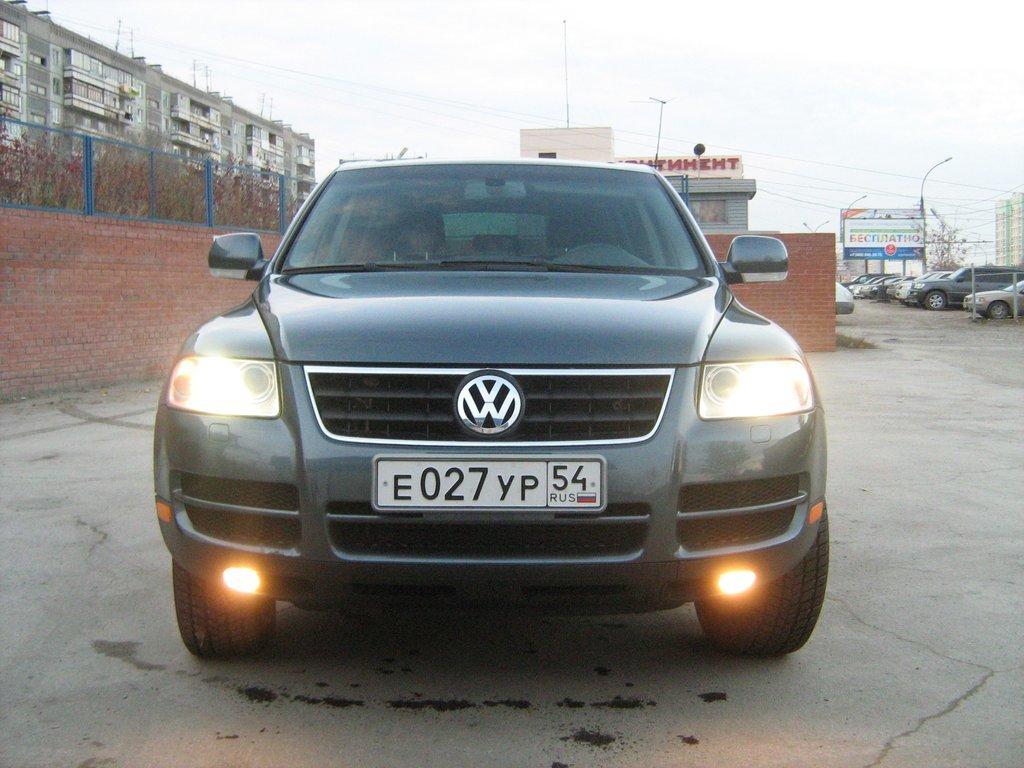 volkswagen touareg 2003 отзывы