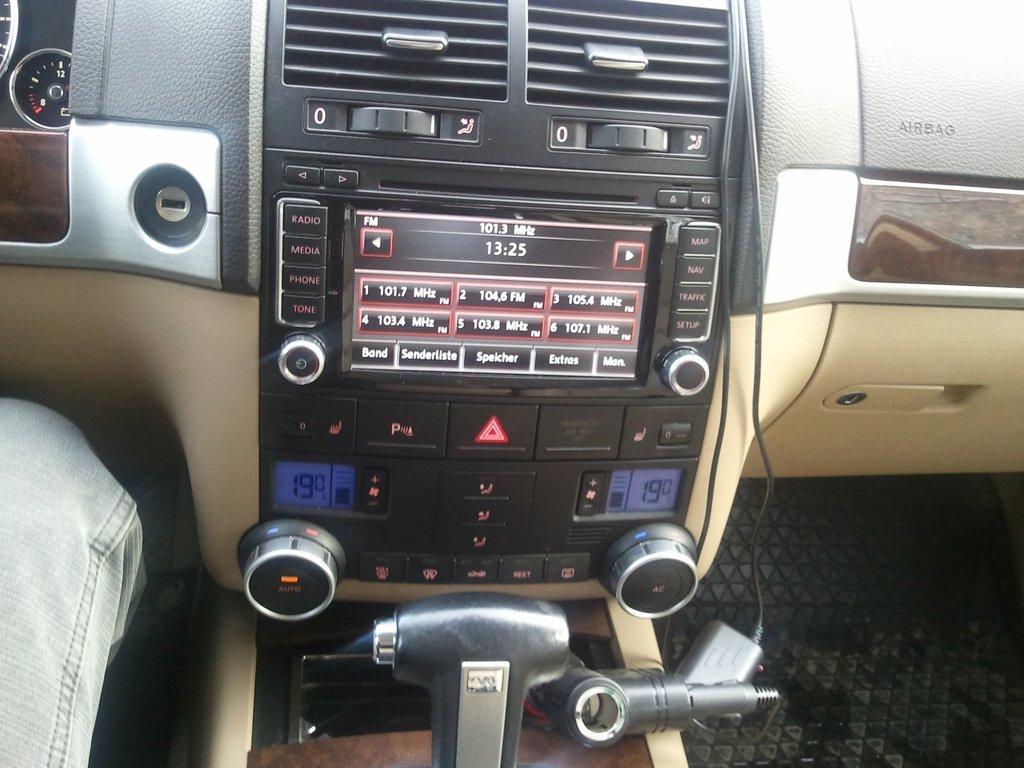 volkswagen touareg 3.0 tdi 2008 отзывы