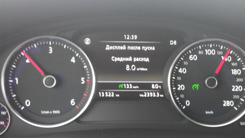 томск фольксваген туарег 18.01.2014