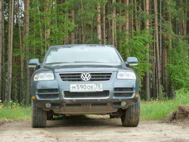 Volkswagen Touareg 2003 отзыв автора | Дата публикации 31.03.2011.