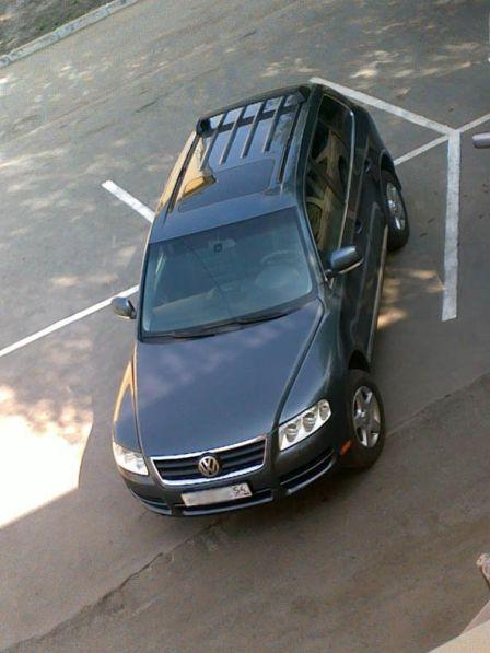 Volkswagen Touareg 2005 - отзыв владельца