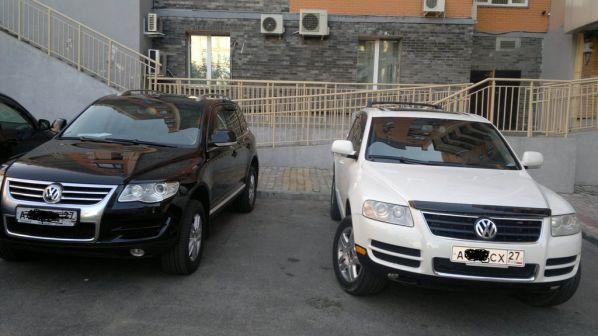 Volkswagen Touareg 2010 - отзыв владельца