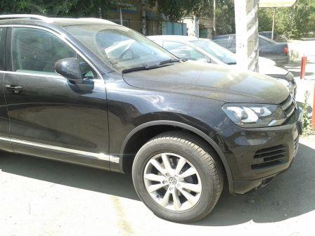 Volkswagen Touareg 2011 - отзыв владельца
