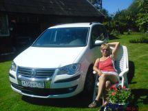 Volkswagen Touran 2010 отзыв автора | Дата публикации 31.08.2010.