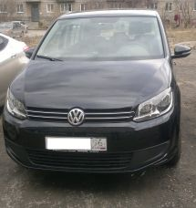 Volkswagen Touran 2012 отзыв автора | Дата публикации 15.08.2012.