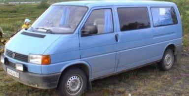 Volkswagen Transporter, 1994