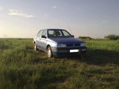 Volkswagen Vento, 1992