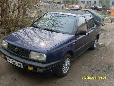 Volkswagen Vento 1993 отзыв автора | Дата публикации 18.05.2011.