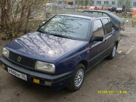Volkswagen Vento 1993 - отзыв владельца