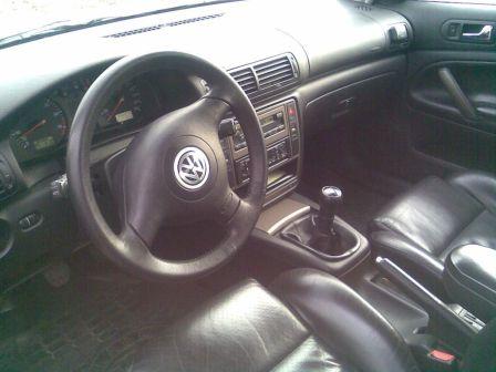 Volkswagen Volkswagen 1998 - отзыв владельца