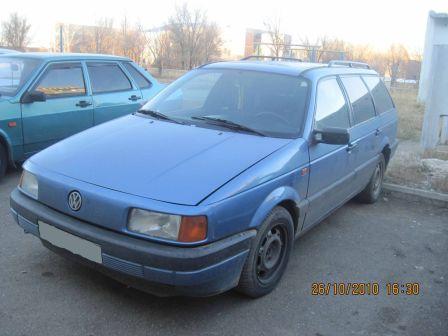 Volkswagen Volkswagen 1992 - отзыв владельца