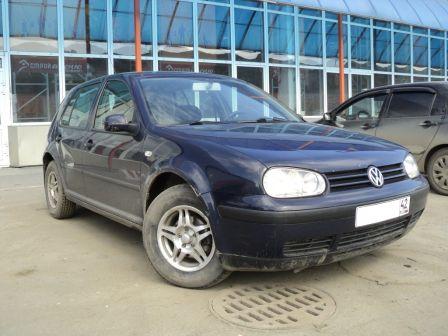 Volkswagen Volkswagen 2000 - отзыв владельца