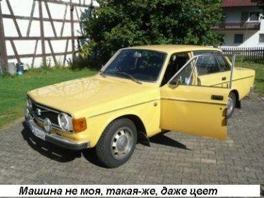 Volvo 240 1972 отзыв автора | Дата публикации 05.09.2009.