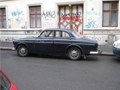 Volvo 240 1971 отзыв автора | Дата публикации 29.05.2012.