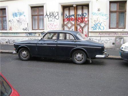 Volvo 240 1971 - отзыв владельца