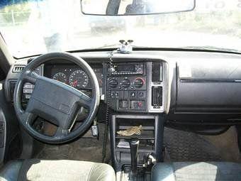 Volvo 460 1994 - отзыв владельца