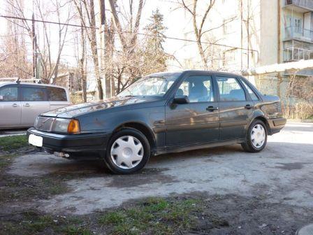 Volvo 460 1991 - отзыв владельца