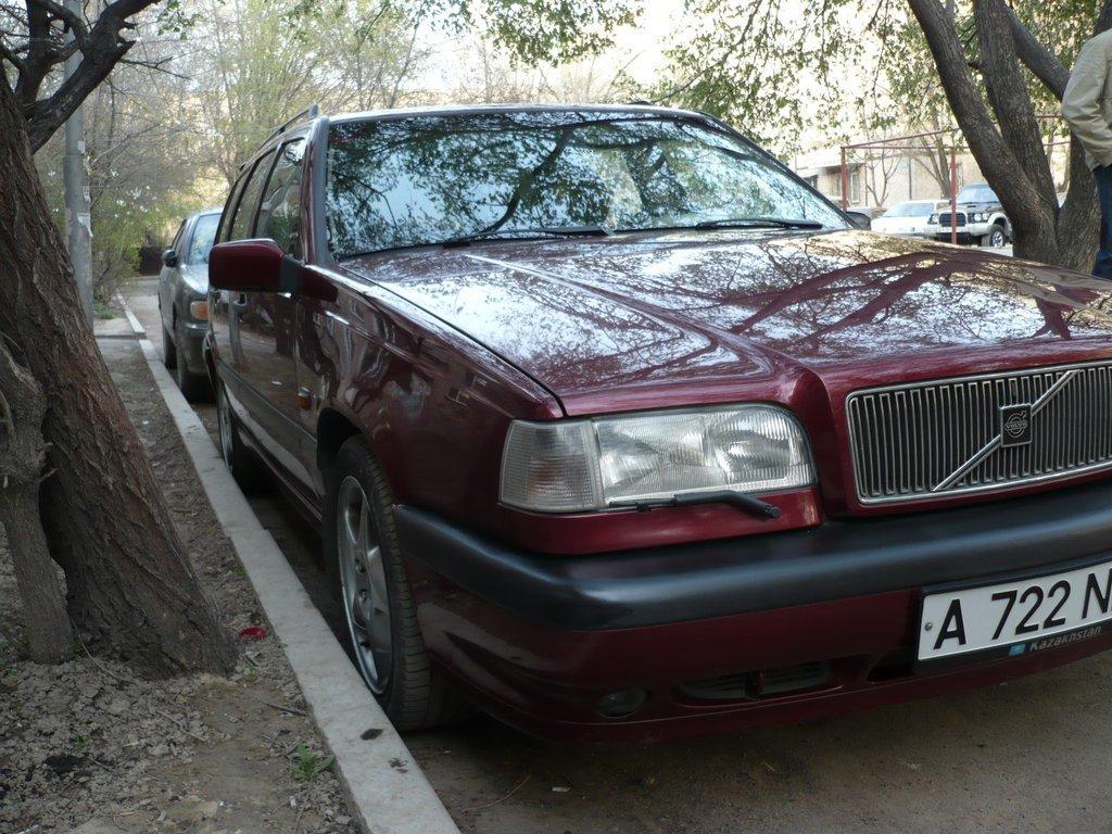 volvo 850 1997г. 2,5 дизель отзывы