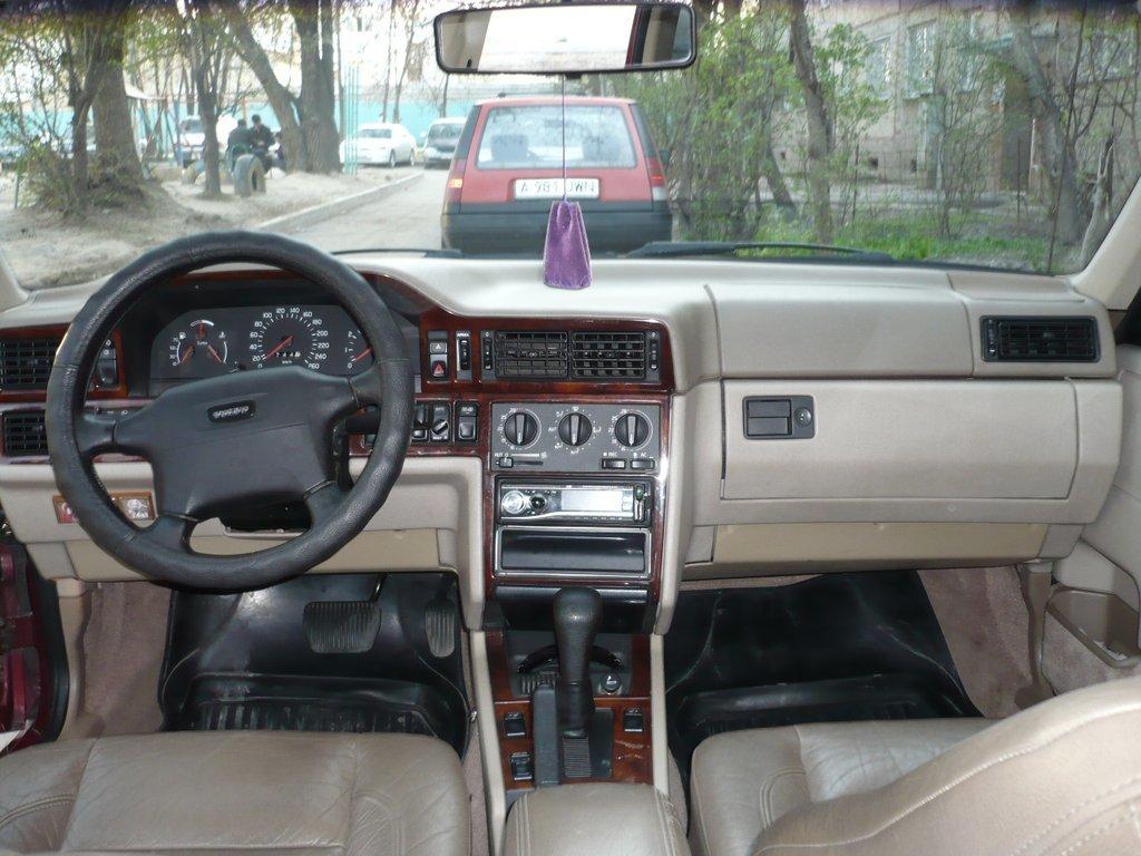 устройство передней стойки вольво 850 1993г