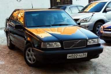 Volvo 850 1995 отзыв автора | Дата публикации 28.10.2009.