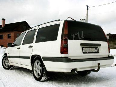 Volvo 850 1996 отзыв автора | Дата публикации 09.04.2011.