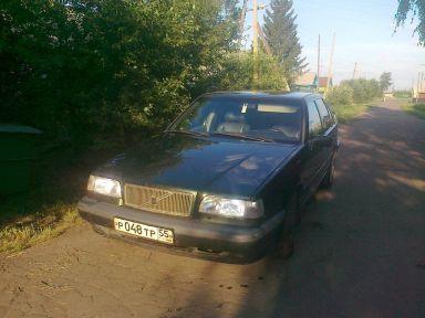 Volvo 850 1997 отзыв автора | Дата публикации 17.07.2012.