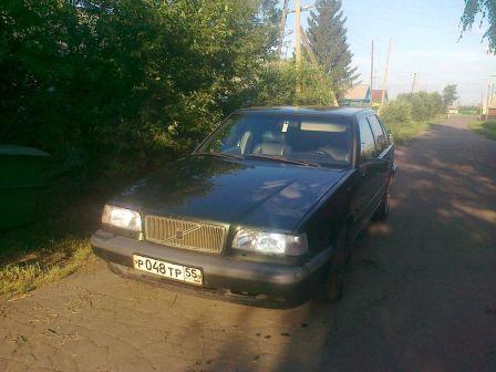 Volvo 850 1997 - отзыв владельца