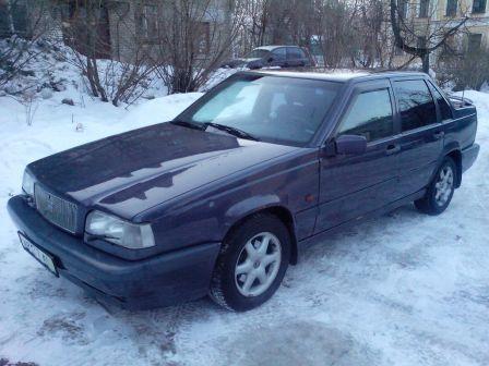 Volvo 850 1996 - отзыв владельца