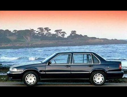 Volvo 960 1996 - отзыв владельца