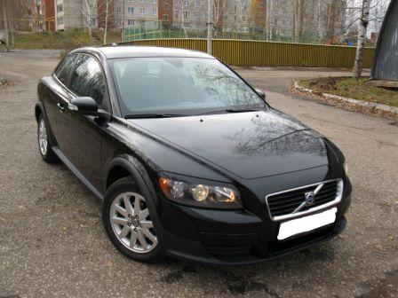 Volvo C30 2007 - отзыв владельца