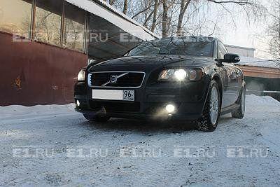 Volvo C30 2009 - отзыв владельца