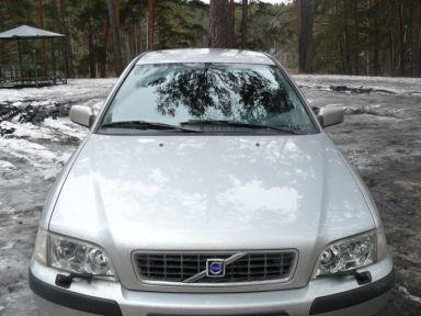Volvo S40, 2004