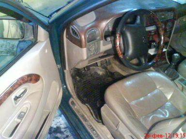 Volvo S40, 1998