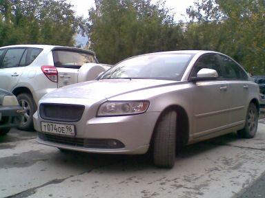 Volvo S40, 2011
