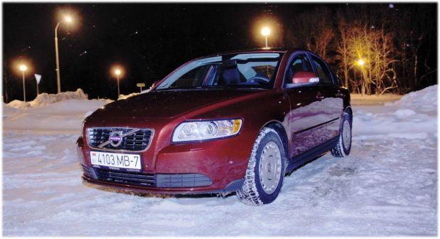 Volvo S40 2010 - отзыв владельца