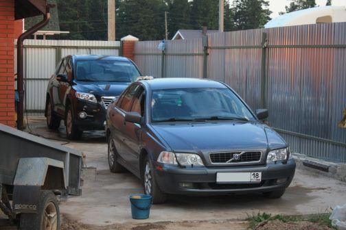 Volvo S40 2002 - отзыв владельца