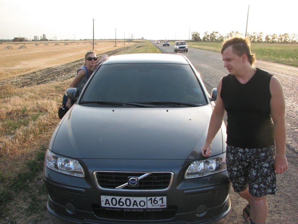 volvo s60 2008 отзыв