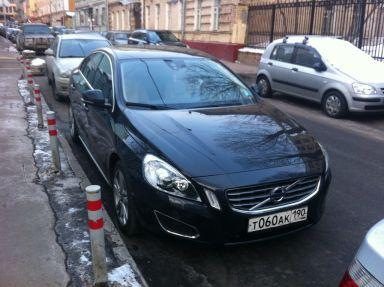 Volvo S60 2011 отзыв автора | Дата публикации 01.04.2012.
