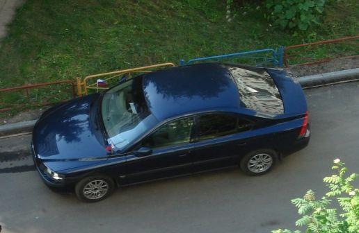 Volvo S60 2003 - отзыв владельца