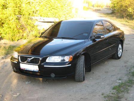 Volvo S60 2009 - отзыв владельца
